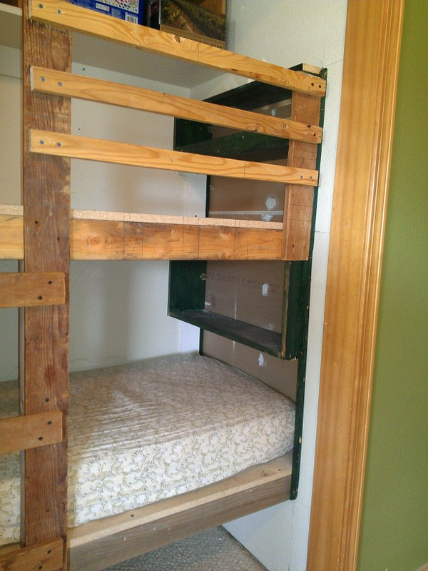 step n store bunk bed plans